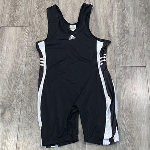 Adidas Shorts leotard -XL
